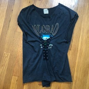 LF stores Furst of a Kind tee shirt